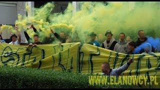 25.05.2014 Elana Toruń - Start Warlubie 2:0 (2:0)