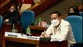 Fiscal Year 2021 Budget Hearing : DOH