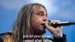 Helloween - Keeper of the seven keys (lyrics)