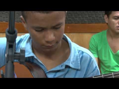 Odeon de Ernesto Nazareth com Axel no violão