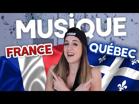 QUEBEC MUSIC VS FRENCH MUSIC | DENYZEE