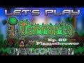 "BamVille! Ep.69 ""Flamethrower"" - Terraria Xbox 360 - [Let's Play!]"