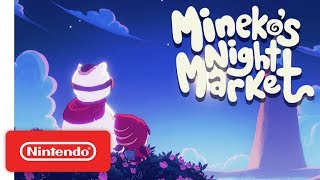 Mineko's Night Market - Teaser Trailer - Nintendo Switch