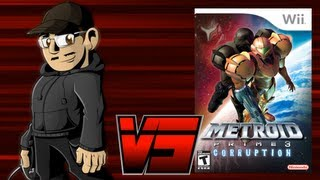 Johnny vs. Metroid Prime 3: Corruption