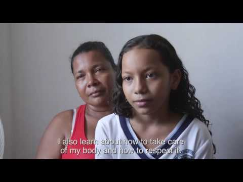 Meet Sandra Milena from Colombia - A day in her life