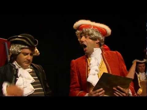 "Il Opera dalla grande Buffa (from ""Mozart VS Mozart"", by FFortissimo) (www.ffortissimo.be)"
