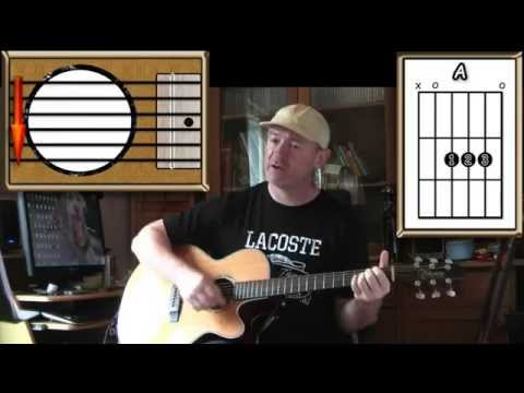 If I Said You Had A Beautiful Body.... - The Bellamy Brothers - Acoustic Guitar Lesson