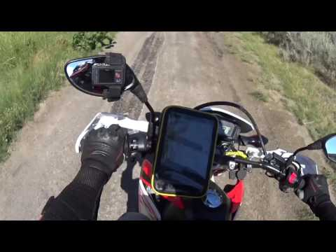 Ride to the Similkameen Grasslands Protected Area, Osoyoos BC