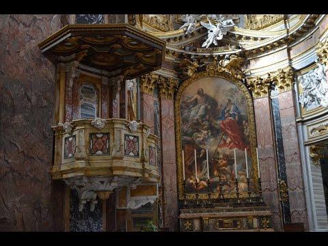 Basilica dei santi ambrogio e carlo al corso roma for Corso di arredatore d interni roma