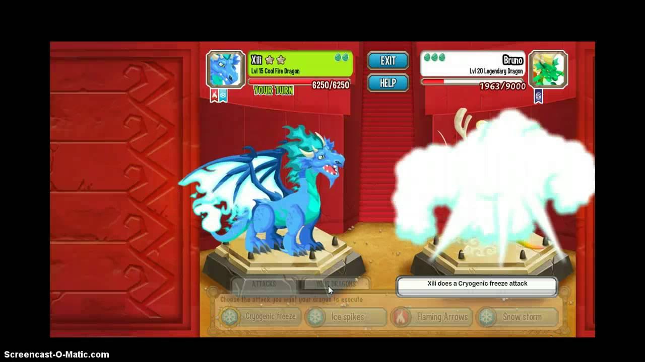 Dragon City Combat Part 1