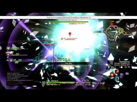 [SAO: Hollow Realization] Dungeon - Mimariana Pass S Rank  