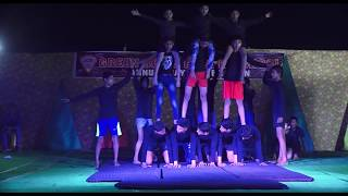 Halla Bol - Gymnastics By Green Bells Public School, Agra