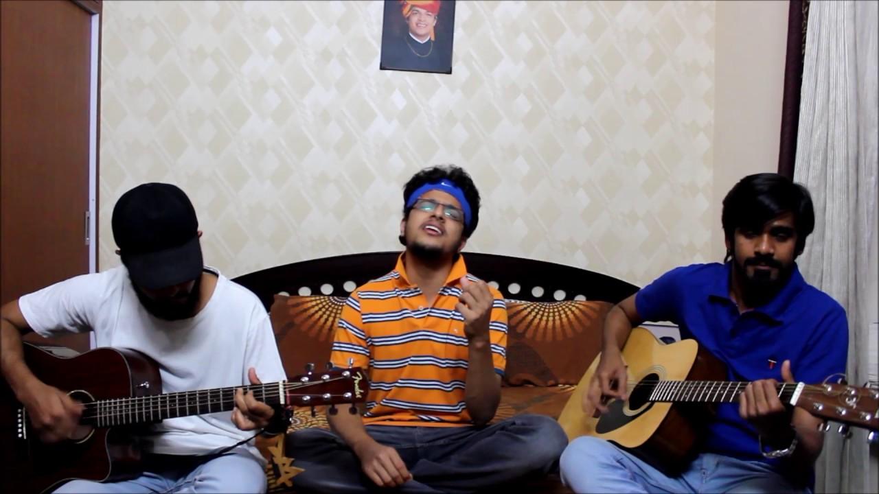 Ik Vaari Aa : Acoustic Guitar Cover (Chords) : Raabta : Sushant S u0026 Kriti S : Arijit Singh - YouTube