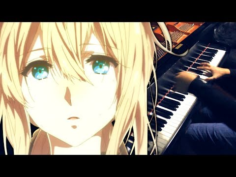 Violet Evergarden OP - Sincerely