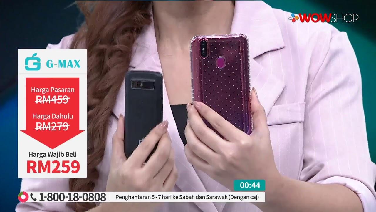 Gmax Luxgen Pro Smartphone S2c Tv9 P4672 13 Nov 2019 Youtube