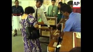 Polls open in the Fijian Presidential elections