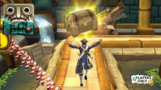 Temple Run 2 | Unlock SIMONE DAVIES COMMODORE, New SPIRITS COVE Map