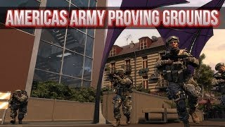 Americas Army Proving Grounds Review - Free To Play Tactical (AA:PG Multiplayer Steam Gameplay)