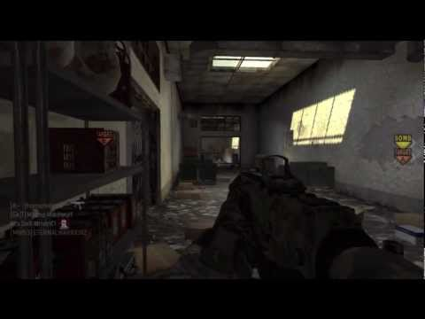 MW2 - 12-3 SnD match on Vacant  gameplay [HD] |