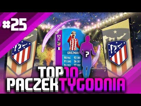 FIFA 18 | TOP 10 PACZEK TYGODNIA  | #25 |
