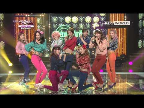 [Music Bank K-Chart] 1st Week Of January \u0026 Girls' Generation - Dancing Queen (2013.01.04)