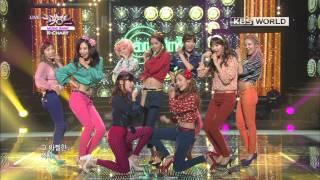 Gambar cover [Music Bank K-Chart] 1st Week of January & Girls' Generation - Dancing Queen (2013.01.04)