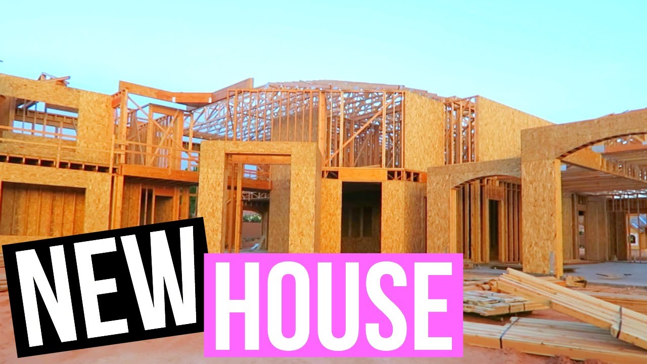 My new house aspyn parker youtube for New house