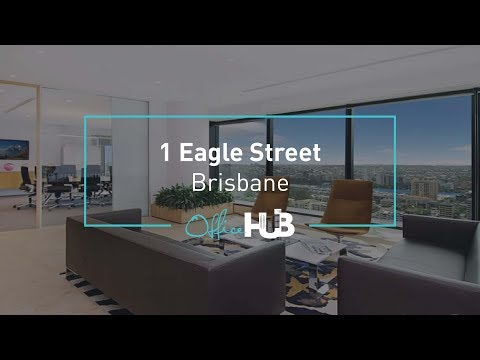 Office Hub Tour - Waterfront Executive Offices, 1 Eagle Street, Brisbane QLD Australia