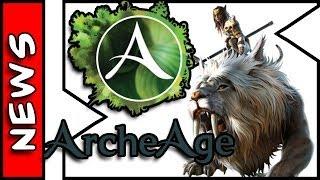 NEWS . ArcheAge . Novo patch em ingles e atualizações . #FIKADIKA