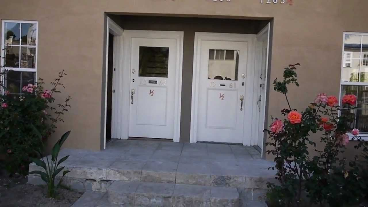 3 Bedroom Apartment In Los Angeles At 1263 South Plymouth Blvd Youtube