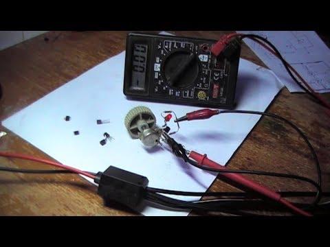 Как проверить тиристор мультиметром :: Практическая