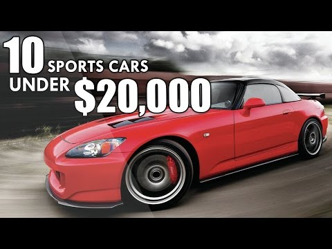TOP 10 BEST Used Sports Cars UNDER $20,000 (2017)