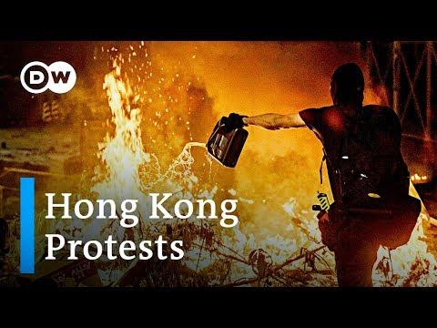 Hong Kong on