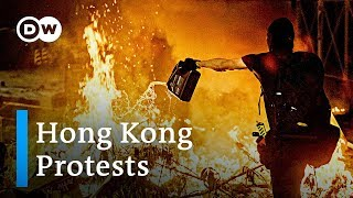 Hong Kong on the brink of a total breakdown? | DW News