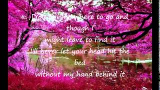Your body is a wonderland with Lyrics ( Boyce Avenue Version)