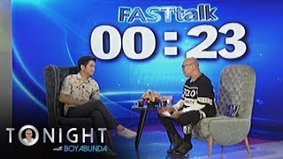 TWBA: Fast Talk with Joshua Garcia