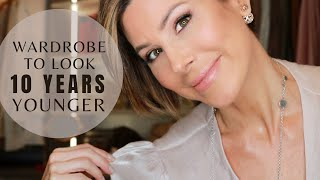 Simple Wardrobe Tricks to Look 10 Years Younger! | Dominique Sachse