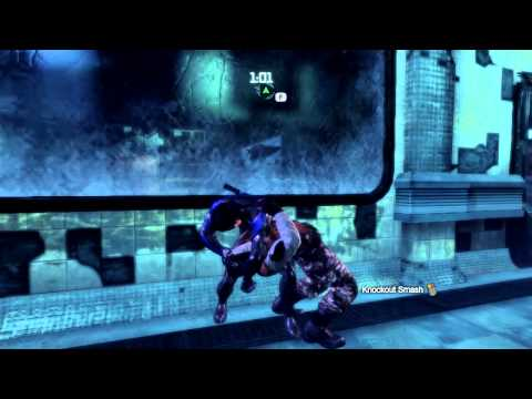 Nightwing's Silent Takedowns [HD]