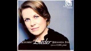 Bernarda Fink - Gerold Huber : Schubert, Lieder