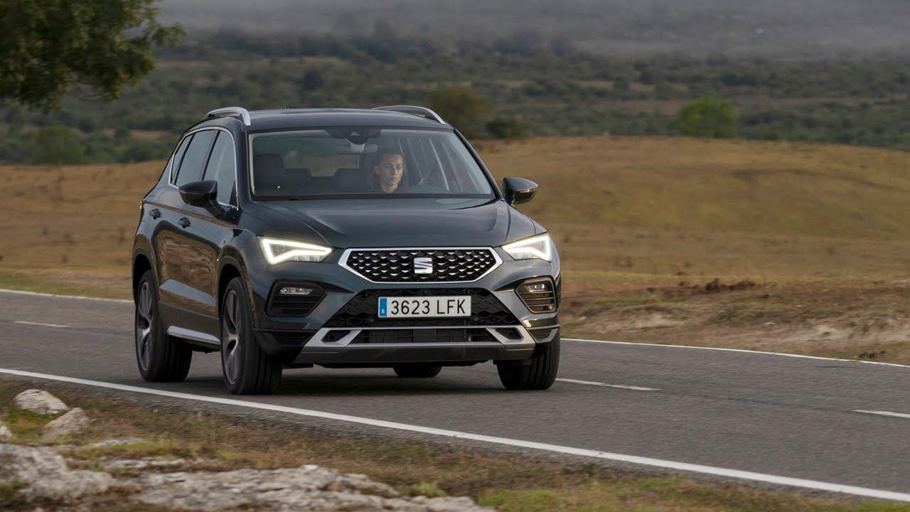 SEAT Ateca 2020   Primera prueba   Review en español - Clicacoches.com