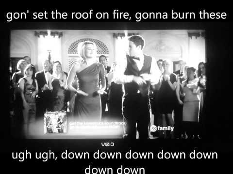 lovestruck - dj got us fallin' in love video with lyrics