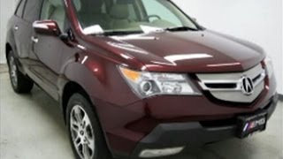 2010 Acura MDX SH-AWD Navigation RES Back up Camera Review
