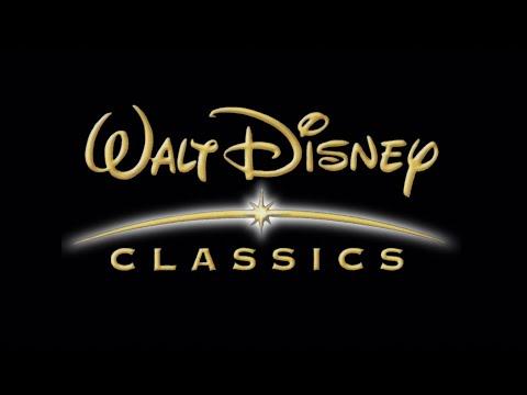 Disney Main Animated Classics UK Titles (1937-2018)