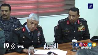 جلالة الملك يزور قيادة الشرطة الخاصة التابعة لقوات الدرك - (16-10-2017)