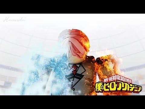 Ice Ice Baby Roblox Blox No Hero Academia Youtube