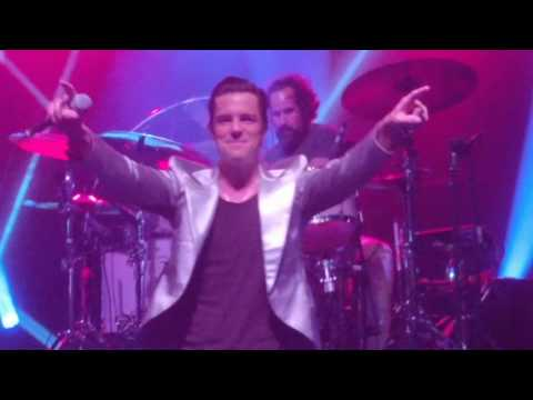 The Man - The Killers The Rave/Eagles Club, Milwaukee WI, 8-2-17