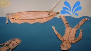 Big Fish - A Paper Cut Out Stop Motion Animation