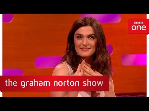 Rachel Weisz's overexcited horse  The Graham Norton : 2017  BBC One