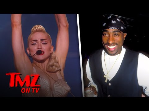 The Real Reason Tupac Broke Up With Madonna | TMZ TV