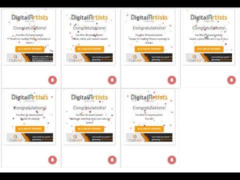 Digital Artists I Truco y Prueba de pago Septiembre del 2017